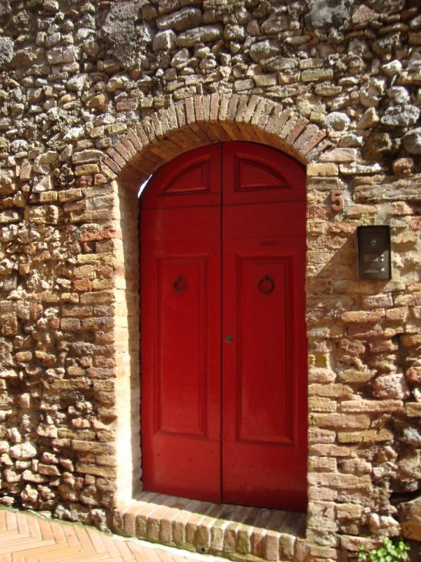 Eu e as portas...rs