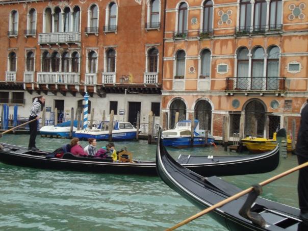 Cenas de Veneza