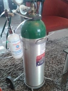 Vai uma dose extra de oxigênio aí? :)