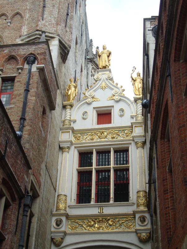 O portão para Burg